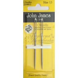 Chenille - Голки для вишивки стрічками або шерстю (Розмір 13) JJ18813