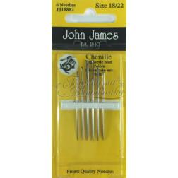 Chenille - Голки для вишивки стрічками або шерстю (Розмір 18/22) JJ18882