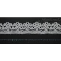 Мереживо гіпюрне 95% поліестр 5% еластан КР001еБ2999