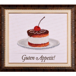 "Тістечко ""Guten Appetit!"" КТ094ан3328"