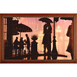 ЛТ007ан5535 Побачення під дощем