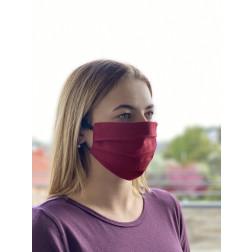 Маска для обличчя захисна багаторазова Барвиста Вишиванка, 100% льон , 22х14х8 см МА002лР2201_016