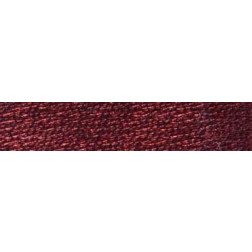 Metallic Mouline ruby №4, 4-х жильні, спіраль 20 м. Madeira4014