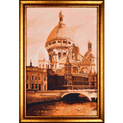 Найкрасивіша Базиліка Франції МТ010ан4161