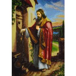 Христос стукає до кожного серця ОТ009ан3146