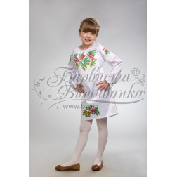ПД007кБ40ннb Комплект чеського бісеру Preciosa до дитячого плаття - вишиванки