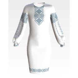 Заготовка дитячого плаття на 9-12 років Мами оберіг для вишивки бісером ПД069кБ40нн