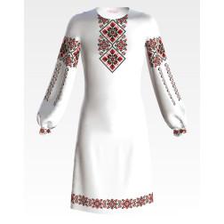 Заготовка дитячого плаття на 9-12 років Мами оберіг для вишивки бісером ПД070кБ40нн