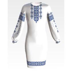 Заготовка дитячого плаття на 9-12 років Елегантність для вишивки бісером ПД071кБ40нн