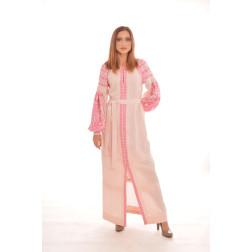 Пошите жіноче плаття – вишиванка БОХО для вишивання нитками Оригінальність ПЕ009лП4204_020_122