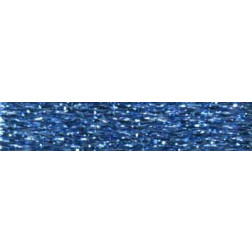 Madeira Metallic crystal blue №10, 2-х жильні, спіраль 20 м. Perle333