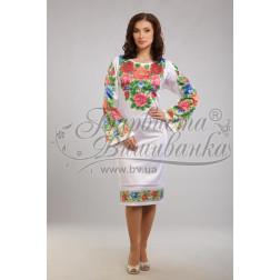ПЛ005кБннннb Комплект чеського бісеру Preciosa до жіночої сукні, вишиванки