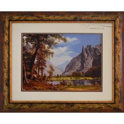 Каліфорнійський пейзаж ПТ411кн6251
