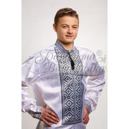 Набір ниток DMC для вишивки хрестиком до заготовки чоловічої сорочки – вишиванки Жито СЧ006дБннннh