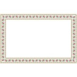 Набір для вишивки бісером Барвиста Вишиванка скатертини Рожеві Троянди 182х115 ТР042аБ9999k