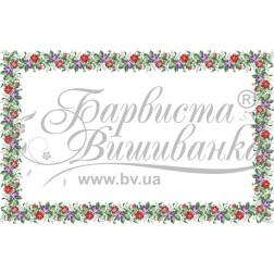 Набір бісеру Preciosa для вишивки бісером до схеми для вишивання скатертини Барви весни ТР047аБ9999b