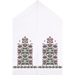 Схема для вишивки бісером і нитками Барвиста Вишиванка Весільний рушник 50х250 ТР049пн5099