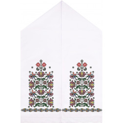 Набір для вишивки бісером Барвиста Вишиванка Весільний рушник 50х250 ТР049пн5099k