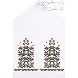 Набір ниток DMC для вишивки хрестиком до схеми для вишивання Весільний рушник ТР049пн5099h