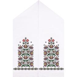 Набір для вишивки нитками Барвиста Вишиванка Весільний рушник 50х250 ТР049дн5099i