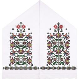 Набір для вишивки нитками Барвиста Вишиванка Рушник під Коровай 50х170 ТР050дн4599i