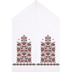 Набір для вишивки бісером Барвиста Вишиванка Весільний рушник 50х250 ТР053пн5099k