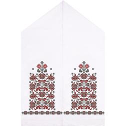 Набір ниток DMC для вишивки хрестиком до схеми для вишивання Весільний рушник ТР053пн5099h