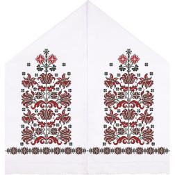 Схема для вишивки бісером і нитками Барвиста Вишиванка Рушник під Коровай 50х170 ТР054пн4599