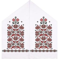 Набір для вишивки нитками Барвиста Вишиванка Рушник під Коровай 50х170 ТР054дн4599i