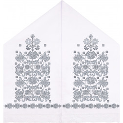 Набір для вишивки бісером Барвиста Вишиванка Рушник під Коровай 50х170 ТР058пн4599k