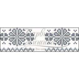 Набір ниток DMC для вишивки хрестиком до схеми для вишивання Рушничок для Весільних букетів та декору ТР060пн1025h