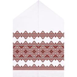 Набір бісеру Preciosa для вишивки бісером до схеми для вишивання Весільний рушник ТР061пн5099b