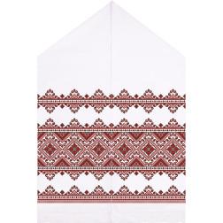 Набір для вишивки нитками Барвиста Вишиванка Весільний рушник 50х250 ТР061дн5099i