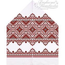 Набір бісеру Preciosa для вишивки бісером до схеми для вишивання Рушник для Весільних Ікон ТР063ан3099b