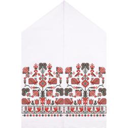 Набір бісеру Preciosa для вишивки бісером до схеми для вишивання Весільний рушник ТР069ан5099b