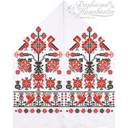 Набір бісеру Preciosa для вишивки бісером до схеми для вишивання Рушник для Весільних Ікон ТР071ан3099b