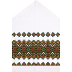 Набір бісеру Preciosa для вишивки бісером до схеми для вишивання Весільний рушник ТР079ан5099b