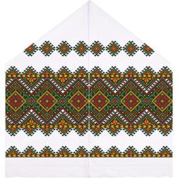 Набір бісеру Preciosa для вишивки бісером до схеми для вишивання Рушник під Коровай ТР080ан4599b