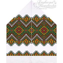 Набір бісеру Preciosa для вишивки бісером до схеми для вишивання Рушник для Весільних Ікон ТР081ан3099b