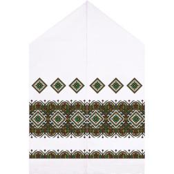Набір бісеру Preciosa для вишивки бісером до схеми для вишивання Весільний рушник ТР083ан5099b