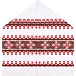 Набір бісеру Preciosa для вишивки бісером до схеми для вишивання Рушник під Коровай ТР088ан4599b