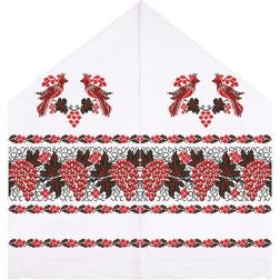 Набір бісеру Preciosa для вишивки бісером до схеми для вишивання Рушник під Коровай ТР096ан4599b
