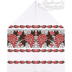 Набір бісеру Preciosa для вишивки бісером до схеми для вишивання Рушник для Весільних Ікон ТР097ан3099b