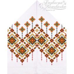 Набір бісеру Preciosa для вишивки бісером до схеми для вишивання Рушник для Весільних Ікон ТР101ан3099b