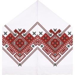 Набір бісеру Preciosa для вишивки бісером до схеми для вишивання Рушник під Коровай ТР104ан4599b