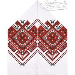 Набір бісеру Preciosa для вишивки бісером до схеми для вишивання Рушник для Весільних Ікон ТР105ан3099b