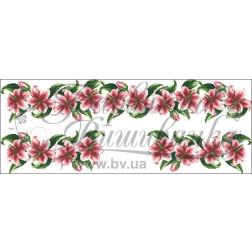 Комплект чеського бісеру Preciosa до жіночої вставки, вишиванки ВЖ002аБннннb
