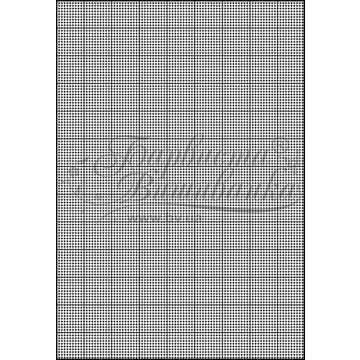 Схема для вишивки бісером на водорозчинному неклейовому флізеліні Барвиста Вишиванка Канва 12 ct 20х30 ФЛ001фн2030