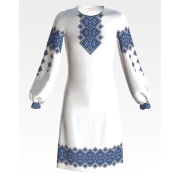 Заготовка дитячого плаття на 9-12 років Берегиня для вишивки бісером ПД047кБ40нн